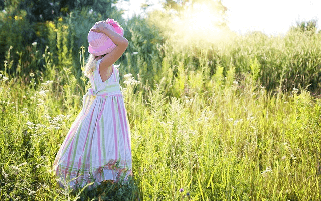 子供の日焼け止め対策