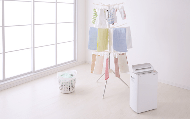 梅雨の時期 洗濯物 乾かし方