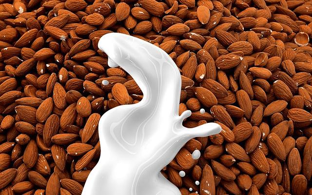 アーモンドミルク カロリー