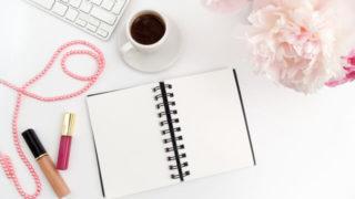 ほぼ日手帳カズンの週間ページの使い方
