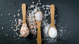 塩の種類と使い分けのポイントは?味の違いや特徴